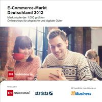 E-Commerce Markt in Deutschland
