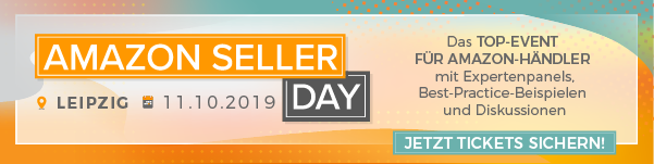 Amazon-Seller-Day-2019 in Leipzig