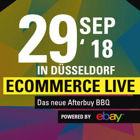 Ecommerce Event in Düsseldorf 2018